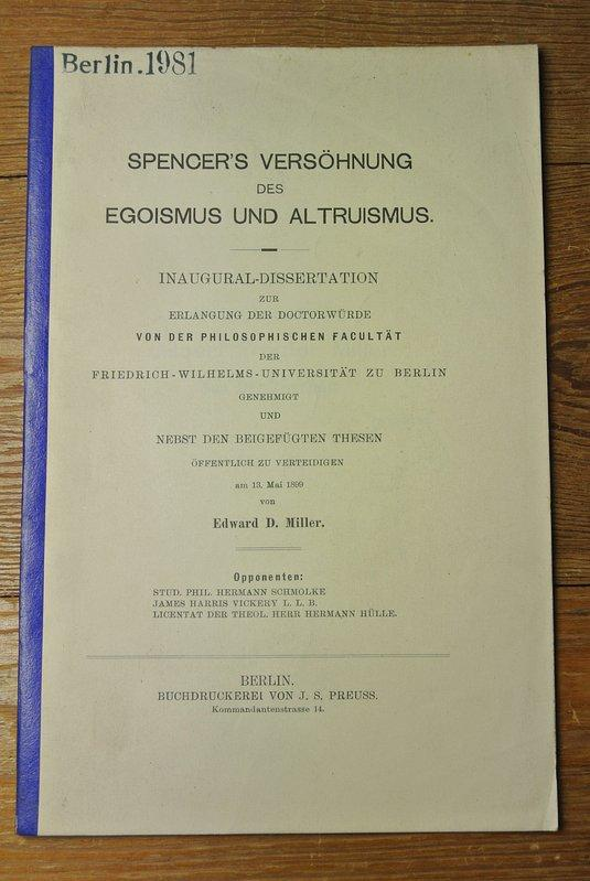 Spencer sherwin phd thesis