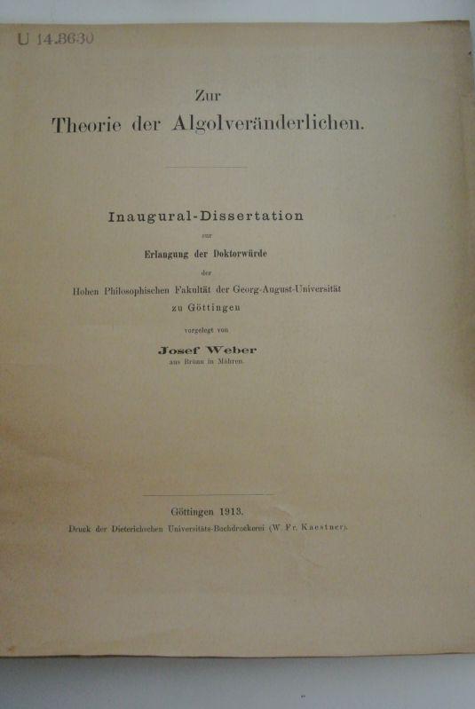 Online dissertation uni göttingen