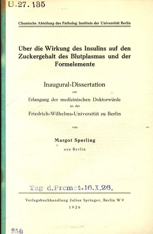 Margot ford phd thesis