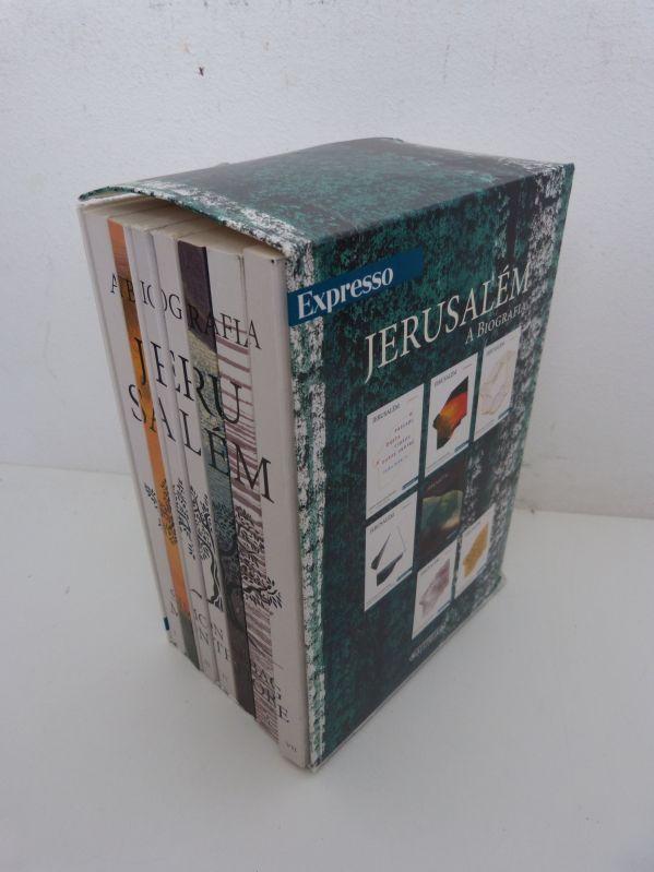 Jerusalem. A Biografia. (7 Bde / 7 vol. set) - Sebag Montefiore, Simon,