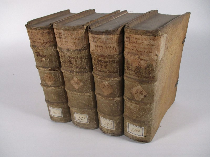 Opus de Iudiciis Divinis, quae Deus in: Stengel, Georg,