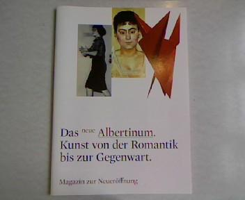 Das neue Albertinum. Kunst von der Romantik: Richter, Gerhard: