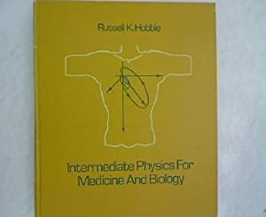 A photograph of the cover of the first edition of Intermediate Physics for Medicine and Biology.