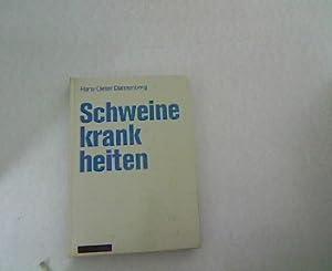 Schweinekrankheiten. Fachbuch für Tierproduzenten.: Dannenberg, Hans-Dieter:
