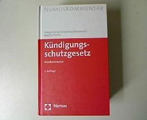 Kündigungsschutzgesetz KSchG. Handkommentar. 2 Auflage.: Fiebig, Stefan, Inken