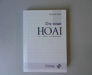 Die neue HOAI: Texte - Tabellen - Anwendungsbeispiele.: Hinz, Dietrich: