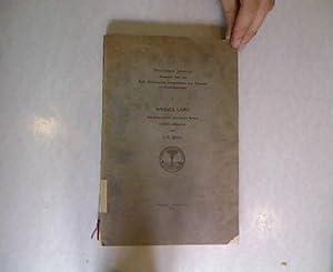 Rangga Lawe : middeljavaansche historische roman, critisch uitgegeven. Bibliotheca Javanica ...