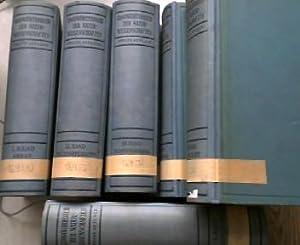 Handwörterbuch der Naturwissenschaften. Bände 1-5 und 7-10 (9 Bücher!).: Dittler, R....