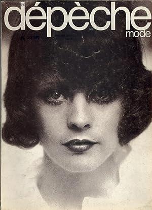 DEPECHE MODE 666 (Mai-Juin 1972). Revue mensuelle de documentation et d actualite sur les tendances...