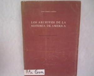 Los archivos de la historia de America.: Canedo, Lino Gomez: