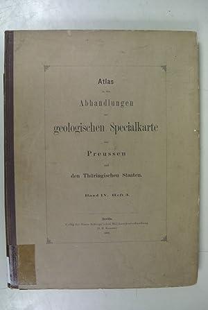 Atlas zu der Abhandlung: Beiträge zur Kenntniss der Tertiärflora der Provinz Sachsen. ...