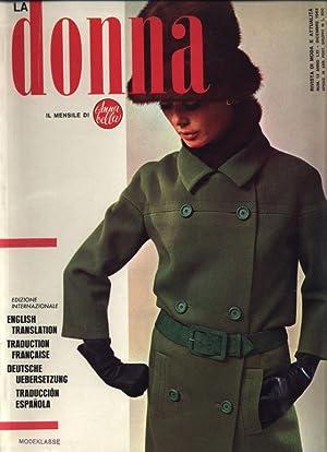 LA DONNA, Num. 12, Dicembre 1965, International.