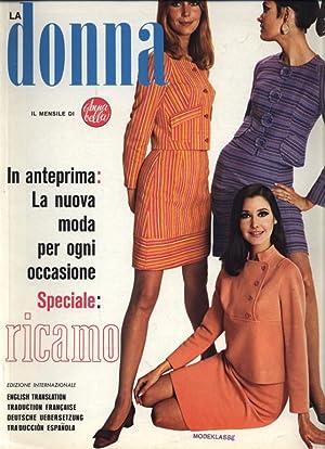 LA DONNA, Num. 7, Luglio 1966, International.