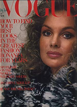 VOGUE, No. 15, November 1970. London.