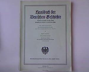 Handbuch der Deutschen Geschichte, Band IV, Abschnitt: Hofer, Walther: