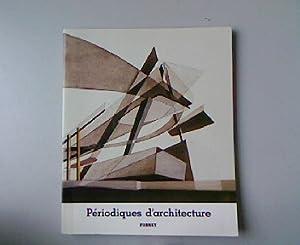 L architecture dans les collections de periodiques de la bibliotheque Forney.: Lagardere, Laure: