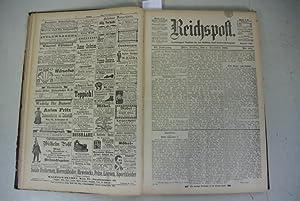 REICHSPOST. Unabhängiges Tageblatt für das Christliche Volk Österreich-Ungarns, ...