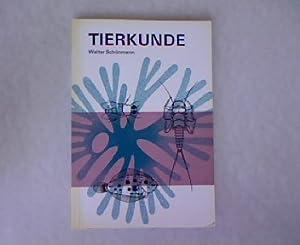 Tierkunde. Biologie Lehr- und Arbeitsbuch für schweizerische Mittelschulen Band 2.: Schönmann,...