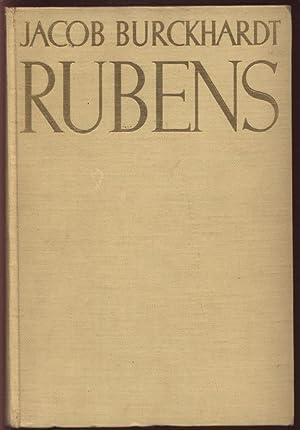 Jacob Burckhardt, Erinnerungen aus Rubens, Grosse Illustrierte: Burckhardt, Jacob: