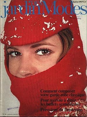 Jardin des modes janvier 1969 comment composer votre for Composer son jardin