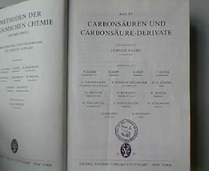 Methoden der Organischen Chemie ; Erweiterungs- und Folgebände zur 4. Aufl. ; Bd. E5: Carbons&...