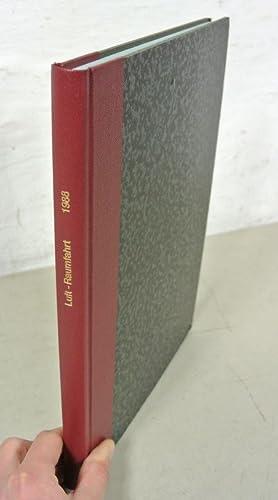 LUFT- UND RAUMFAHRT, 9. Jahrgang (1988). Vollständig,: Deutsche Gesellschaft für