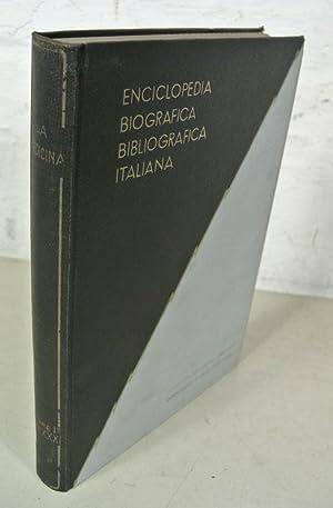 """ENCICLOPEDIA BIOGRAFICA E BIBLIOGRAPHIA """"ITALIANA"""", Serie XXXI: Bibliographia di Storia ..."""