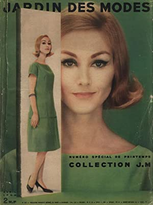 LE JARDIN DES MODES, Avril 1960. No. 460. Numero special de printemps collection J.M.