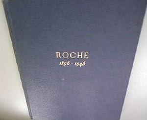 Roche 1896 - 1946. Zur Erinnerung an die Feier des fünfzigjährigen Bestehens der Firma ...