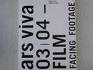 Ars Viva 03/04 - Film Facing Footage.: Fast, Omer: