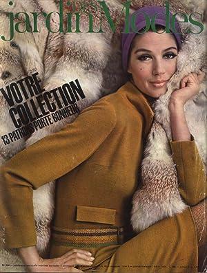 JARDIN DES MODES, Octobre 1964. Votre collection, 13 patrons porte bonheur. Le Pret-a-Porter ...