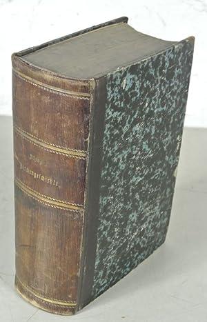 Handbuch der Universal-Kirchengeschichte. 2 Bände in einem Band (vollständig). [...