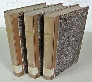 Das Reich der Zaren und die Russen. 2. Auflage, 3 Bände (vollständig).: Leroy-Beulieu, ...