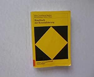 Handbuch der Resozialisierung.: Cornel, Heinz [Hrsg.]:
