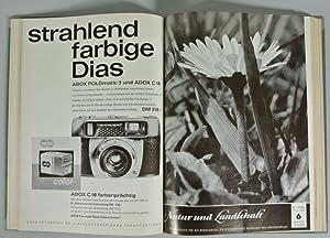 NATUR UND LANDSCHAFT, 38. Jahrgang (1963). Mit Beilage NACHRICHTENBLATT FÜR NATURSCHUTZ UND ...