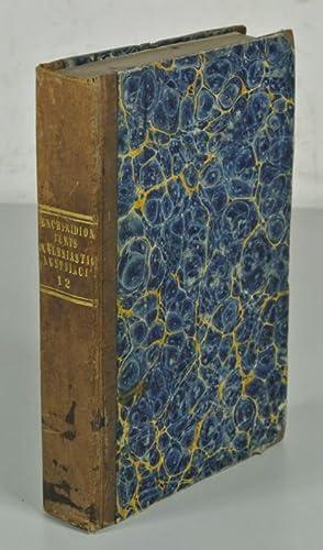 Enchiridion Juris ecclesiastici Austriaci. 1. Jus ecclesiasticum publicum. Ed. 2 novo codici ...