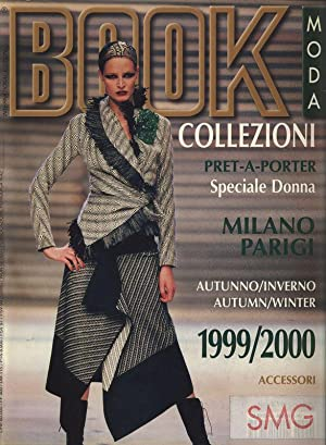 BOOK MODA, No. 42, COLLEZIONI, AutumnWinter 1999-2000, International edition. Milano, Parigi.