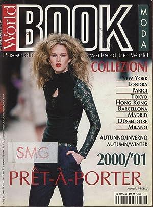 BOOK MODA, No. 49, WORLD, AutumnWinter 2000-2001, International edition. Catwalks of the world.