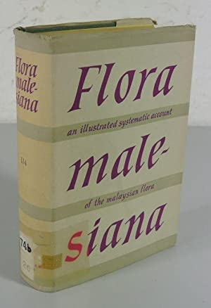 FLORA MALESIANA, Series 1: Spermatophyta, Volume 4. An illustrated systematic Account of the ...