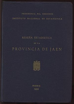 RESENA ESTADISTICA DE LA PROVINCIA DE JAEN: Presidencia del Gobierno Instituto Nacional de ...