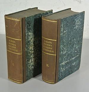 Historia Ecclesiae Christianae, a Nativitate Salvatoris Usque Ad Orbitum Ph VII. Pontificis Maximi,...