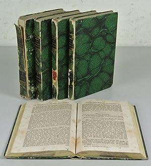 Die sämmtlichen Schriften der heiligen Theresia von Jesu, 5 Bände (vollständig). (= ...