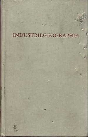 Industriegeographie. Wege der Forschung, Band CCCXXIX.: Hottes, Karlheinz [Hrsg.]: