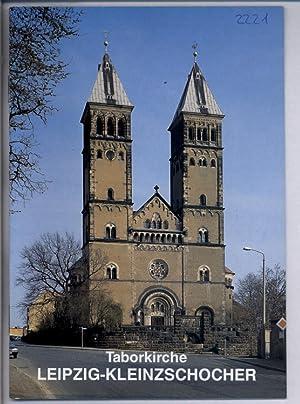 Taborkirche LEIPZIG-KLEINZSCHOCHER (Kleine KunstFührer Nr. 2221 1.