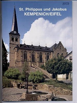 St. Philippus und Jakobus KEMPENICH/EIFEL (Kleine KunstFührer