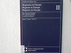 Regionen in Europa; Regions in Europe; Regions en Europe, Bd.2, Das regionale Potential; The ...