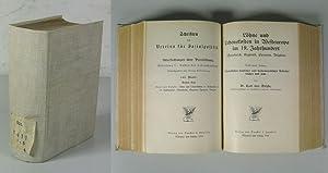 Untersuchungen über Preisbildung, Abteilung C: Kosten der Lebenshaltung (145. Band), 1. - 4. ...