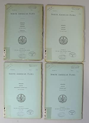 NORTH AMERICAN FLORA, Volume 24 (Rosales: Fabaceae), Part 1 - 4 (of 7). RARE!!: New York Botanical ...