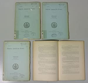 NORTH AMERICAN FLORA, Volume 21 (Chenopodiales), Part 1 - 4 (all published). RARE!!: New York ...
