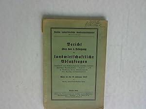 Bericht über den 2 Lehrgang für landwirtschaftliche Absatzfragen. 23.-27.- Februar 1932 ...